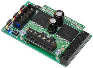 Pololu Orangutan X2 Robot Controller.