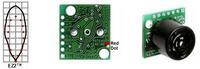 Maxbotics LV-MaxSonar-EZ2 sonar range finder.