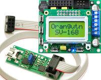 Orangutan SV-168 + USB Programmer Combo