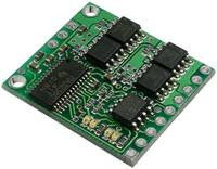 Pololu Low-Voltage Dual Serial Motor Controller.