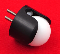 "Pololu Ball Caster with 3/4"" Plastic Ball"