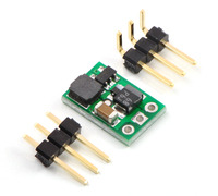 Pololu step-up voltage regulator NCP1402 with included hardware.