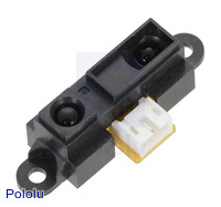 Sharp GP2D120XJ00F Analog Distance Sensor 4-30cm