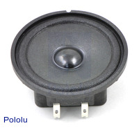 50mm Speaker: 8 Ohm, 1 W