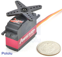 Power HD mini high-speed digital servo HD-DS3688HB.