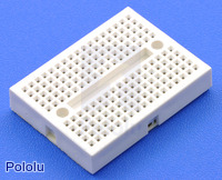 170-Point Breadboard (White)