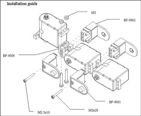 Joinmax Digital Elbow Joint Kit #2