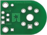 Pololu MQ Gas Sensor Carrier