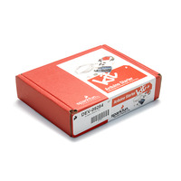 Arduino Duemilanove starter kit box.