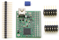 Mini Maestro 12-Channel USB Servo Controller (Partial Kit)