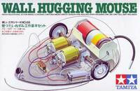 Tamiya 70068 Wall-Hugging Mouse box front.