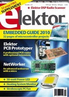 Free Elektor magazine December 2010
