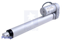 "Concentric LACT8-12V-20 Linear Actuator: 8"" Stroke, 12V, 0.5""/s"