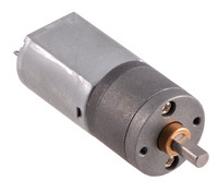 29:1 Metal Gearmotor 20Dx41L mm