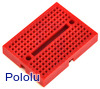170-Point Breadboard (Red)