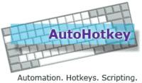 AutoHotkey logo.
