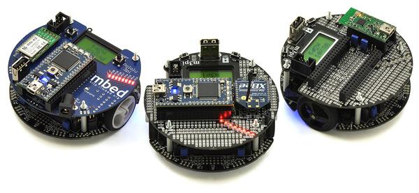Pololu Robots