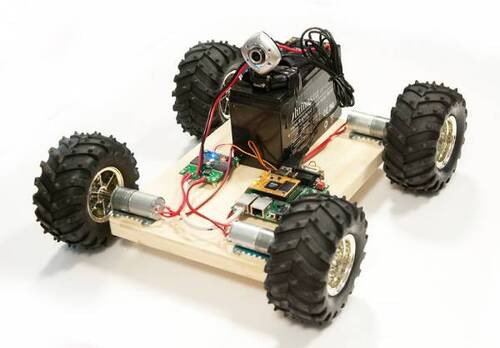 Carambola Rover Platform