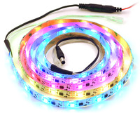 Addressable RGB 60-LED Strip, 5V, 2m