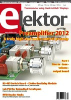 Free Elektor magazine April 2012