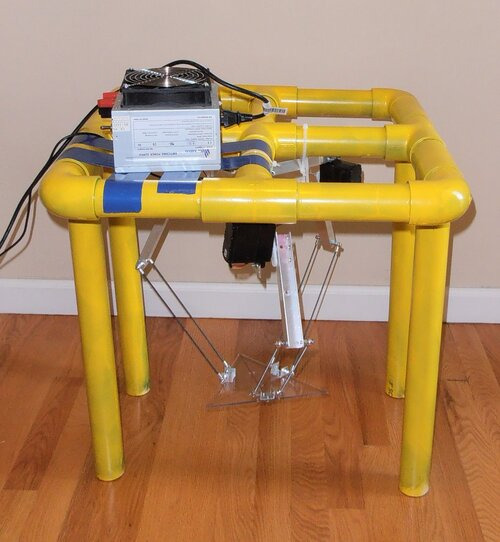 Micro Maestro Delta Robot