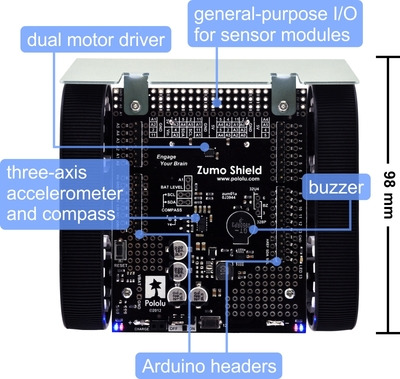 qtr arduino library Pololu provide arduino library for the pololu qtr reflectance sensors which seems to be very complete in code and hardware descriptions a.