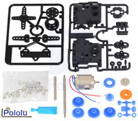Tamiya 72008 4-Speed Worm Gearbox Kit