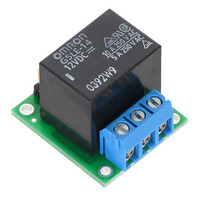 Pololu Basic SPDT Relay Carrier with 12VDC Relay (Assembled)