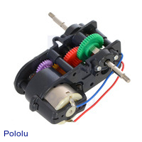 Tamiya 72007 4-Speed High-Power Gearbox Kit