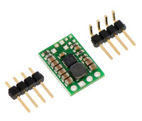 Pololu step-up/step-down voltage regulator S7V8F3 or S7V8F5 with included headers.
