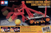 Tamiya 70170 Remote Control Construction Set (crawler type) box.
