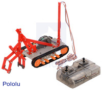 Tamiya 70170 Remote Control Construction Set (crawler type)