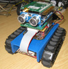 Freedom track robot