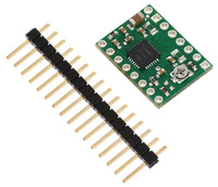 A4988 stepper motor driver carrier with included hardware.