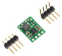 Pololu step-up voltage regulator U1V11F3/U1V11F5 with included hardware.