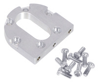 Pololu Machined Aluminum Bracket for 37D mm Metal Gearmotors