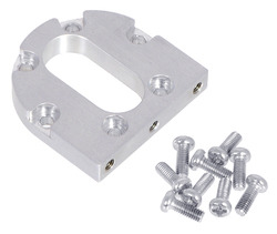 New product: Machined Aluminum Bracket for 37D mm Metal Gearmotors