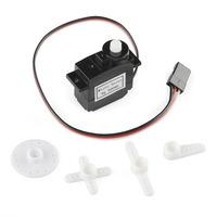 SparkFun Inventor's Kit servo.