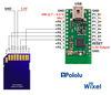 Pololu Wixel with SD Card as USB Mass Storage Device