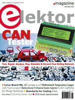 Free Elektor magazine November 2013