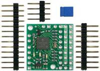 All components included the Pololu Micro Serial Servo Controller Kit.