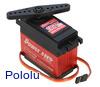 Power HD Ultra-High-Torque, High-Voltage Digital Giant Servo HD-1235MG