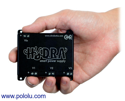 New product: Hydra Smart DC Power Supply
