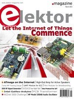 Free Elektor magazine March 2014