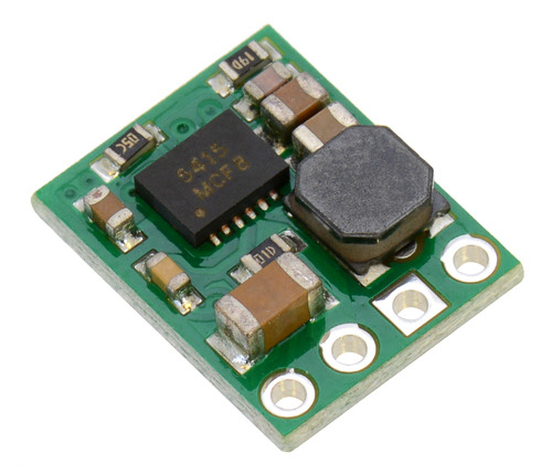 New versions of our 500mA D24V5Fx step-down voltage regulators