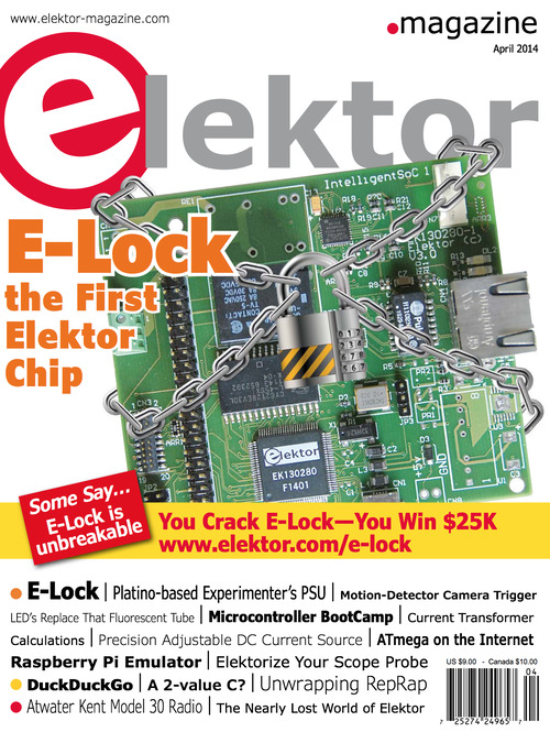 Free Elektor magazine April 2014