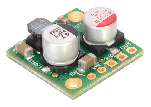 New product: 5V, 2.5A Step-Down Voltage Regulator D24V25F5