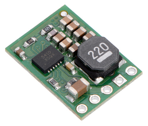 New products:  D24V10Fx 1 A step-down voltage regulators