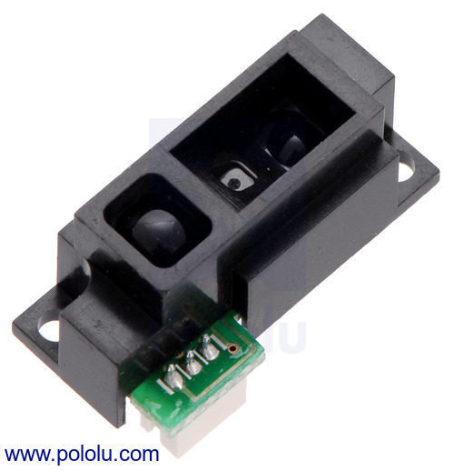 New product: Sharp GP2Y0A51SK0F Analog Distance Sensor 2-15cm
