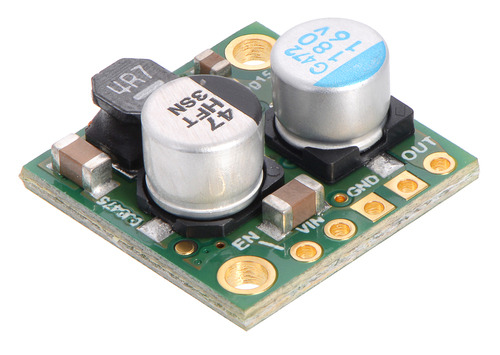 New products: D24V25Fx 2.5 A step-down regulators available in new voltages